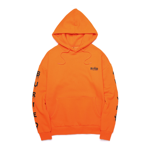 [단독30%할인] [Buried Alive] Ba Logo Hoodie_Orange