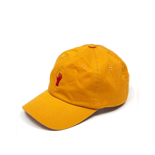 [Buried Alive] Ba Hand Ball Cap_Mustard