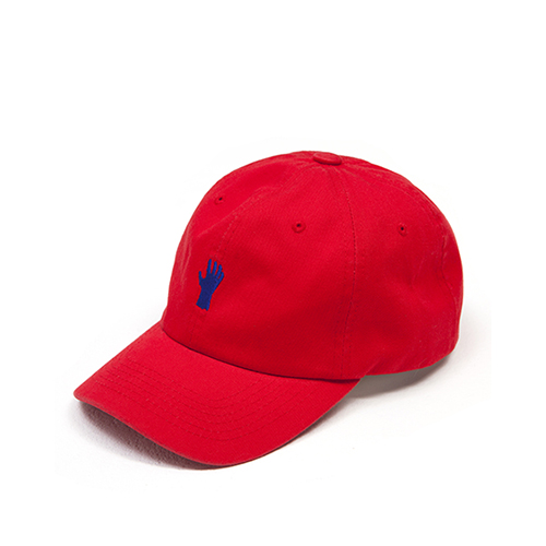 [Buried Alive] Ba Hand Ball Cap_Red