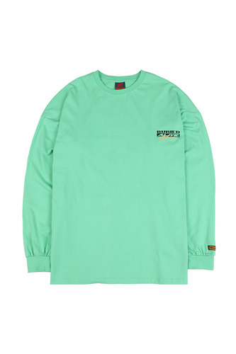 BA H.P.S LOGO LONG SLEEVE MINT