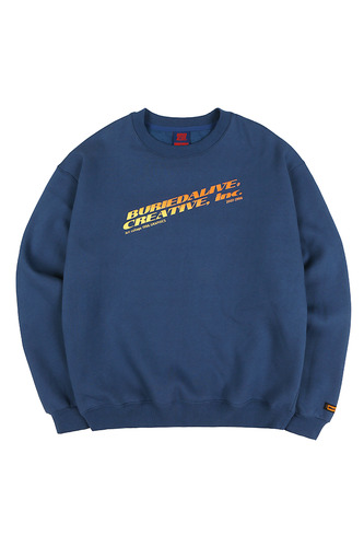 BA INC SWEATSHIRTS NAVY