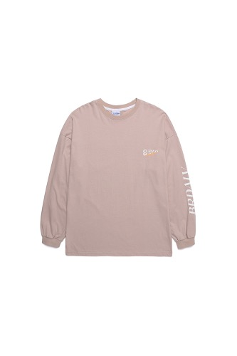 BA BLOOD LONG SLEEVE BEIGE