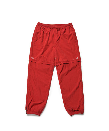 MNxBA 2-Ways Pants / Red