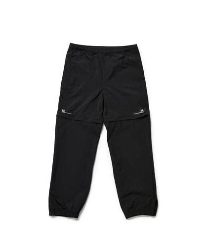 MNxBA 2-Ways Pants / Black