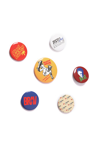 BA CAN BADGE SET VOL.1 A.TYPE