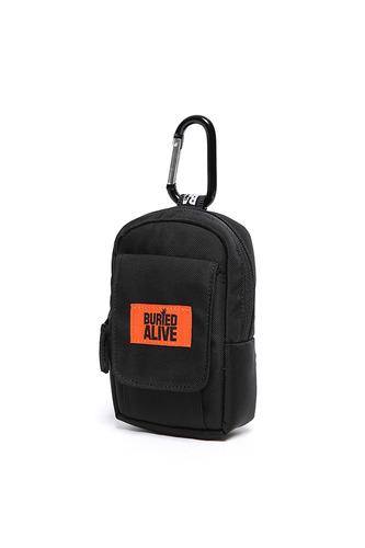 BA CHOKE BAG BLACK/ORANGE